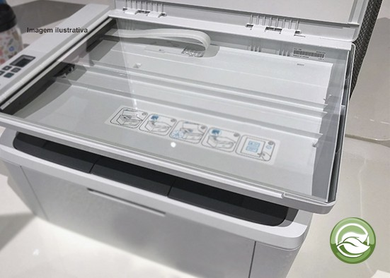 Assistência técnica scanner