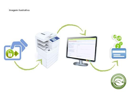 Software de gerenciamento de impressão