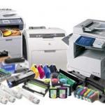 Distribuidora de insumos para impressão