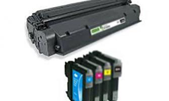 Distribuidora de insumos para impressoras