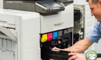 Distribuidora de peças para impressoras